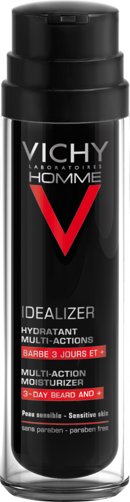 Vichy  Homme Idealizer Hydratant Multi-Actions Rasage Frequent 50ml