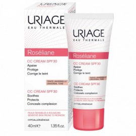 Uriage Roseliane Spf30 -Κρέμα CC 40ml