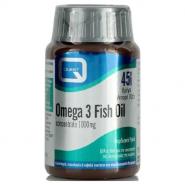 Quest Omega 3 Fish Oil 1000mg 45caps