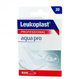 BSN medical Leukoplast Professional Aqua Pro (24mm) + (19mm X 72mm) + (38mm X 63mm) 20τμχ