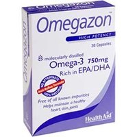 Health Aid Omegazon High Potency 30caps