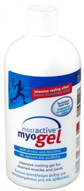 Bradex Mostactive Myogel 125ml