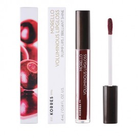 Korres Morello Voluminous Lipgloss 58 Bloody Cherry 4ml