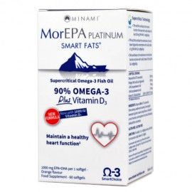 AM HEALTH MorEpa Platinum 60 softgels