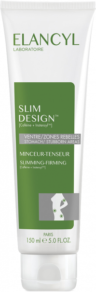 Elancyl Slim Design Minceur-Tenseur Stomach / Stubborn Areas 150ml
