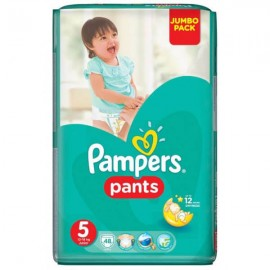 Pampers Pands No 5 (12-17kg) 48τμχ