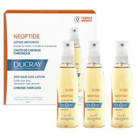 Ducray Neoptide hair loss lotion for women 3x30ml