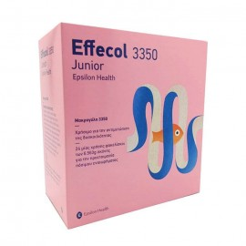 Epsilon Health Effecol Junior 3350 24 φακελίσκοι