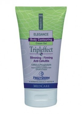 Frezyderm Tripleffect cream gel body contouring 150ml