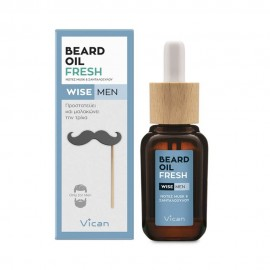 Vican Beard Oil Fresh Wise Men 30ml