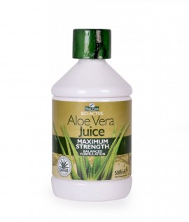 Aloe Vera Juice Maximum Strength 500ml