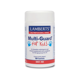 Lamberts Multi-Guard For Kids 100 ταμπλέτες