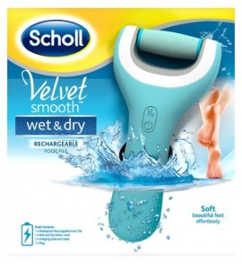 Dr Scholl Velvet smooth wet & dry