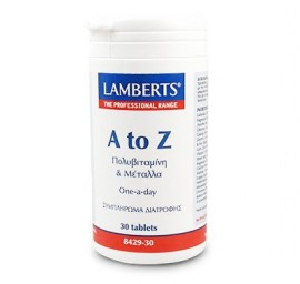Lamberts A to Z Multi 30 ταμπλέτες