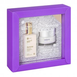 Panthenol Extra Femme Eau De Toilette Bergamot, Cedarwood, Vanilla 50ml & Face & Eye Cream 50ml