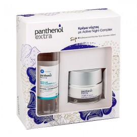 Panthenol Extra Micellar True Cleanser 3 in 1 100ml & Extra Night Cream 50ml