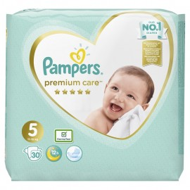 Pampers Premium Care no 5 ( 11-16kg) 30τμχ