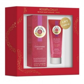 Roger & Gallet Gingermbre Rouge Eau Parfumee 30ml  & Gingembre Rouge Shower Gel 50ml