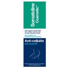 Somatoline Cosmetic Anti - Cellulite Gel Cryoactive 250ml